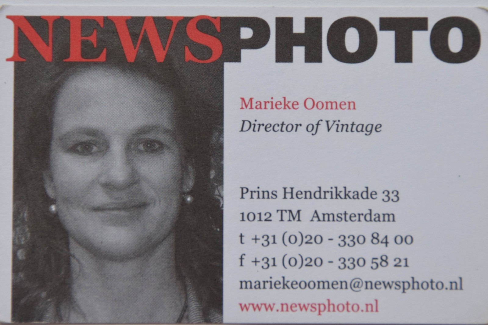 visitekaartje newsphoto low
